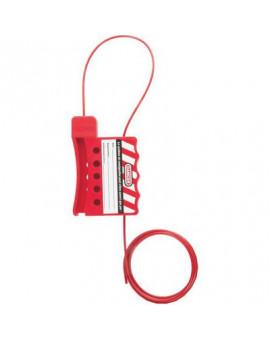 Câble de consignation ajustable - Thirard