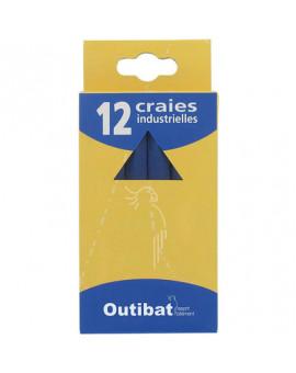 Boîte de 12 Craies industrielles - Outibat