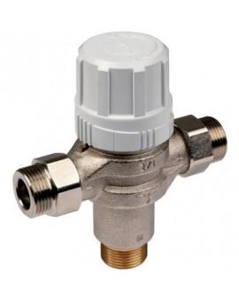 Régulateur thermostatique central pour distribution d'eau chaude - Comap