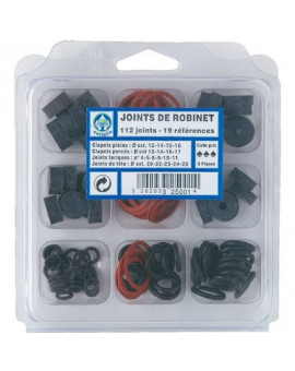 Coffret joint assortiment 112 - Watts Industries