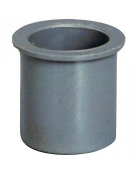 Douille PVC pour écrou laiton - Girpi