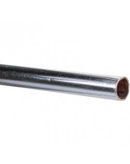 Tube cuivre recuit chromé - Plombelec