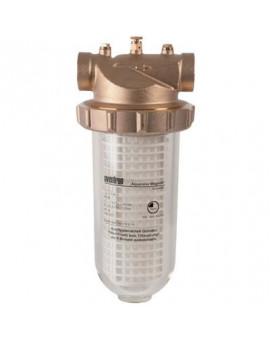 Filtre à eau à cartouche nettoyable - Oventrop