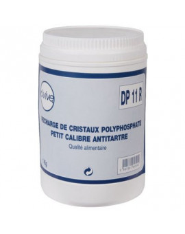 Recharge cristaux polyphosphate - Apic