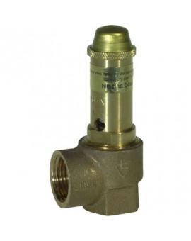 Soupape de sûreté à membrane - Thermador