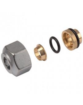 Adaptateur cuivre pour collecteur R178 - Giacomini