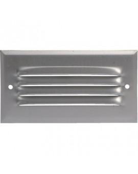Grille aluminium avec moustiquaire - Anjos