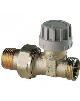 Robinet droit thermostatique mâle, senso M28 - Comap