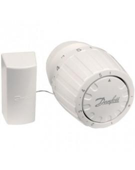 Tête thermostatique classique (bulbe à distance) RA 2992 - Danfoss