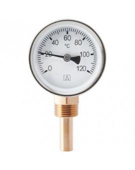 Thermomètre radial - Afriso