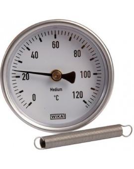 Thermomètre à ressort - Distrilabo