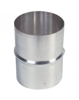 Manchon de raccordement en aluminium - Tolerie Emaillerie Nantaise