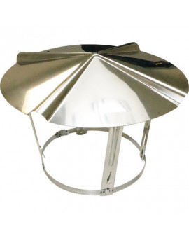 Chapeau chinois inox - Tolerie Emaillerie Nantaise