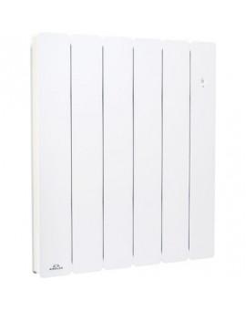 Radiateur chaleur douce à inertie horizontal Fontéa Smart ECOcontrol® - Airelec