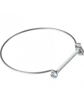 Collier serre-tube monofil - Axelair - 10