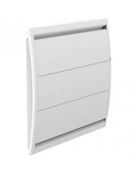 Radiateur chaleur douce à inertie horizontal Airévo Smart Blanc - Airelec