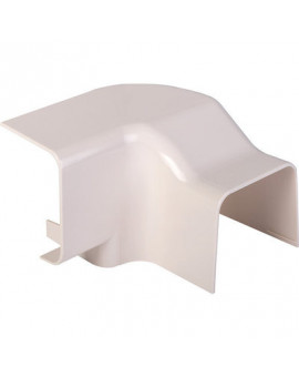 Angle vertical plastique rigide beige - Séléction BricoBati