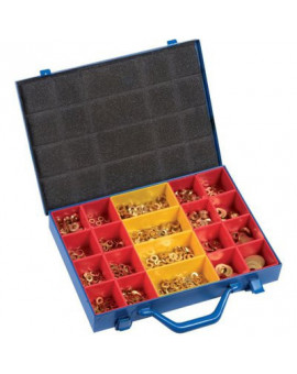 Coffret de bagues de paumelle - Séléction BricoBati