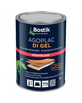 Colle néoprène AGOPLAC DI GEL - Bostik