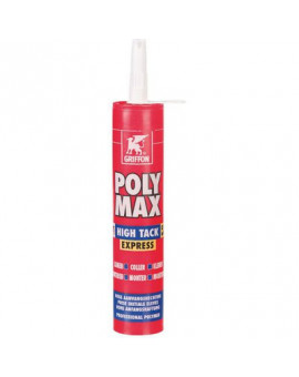 Mastic colle Polymax high tack express - Griffon