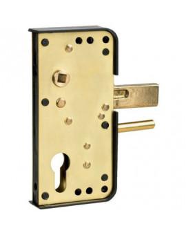 Serrure de sûreté à fouillot GA592 pour portillon - Tirard