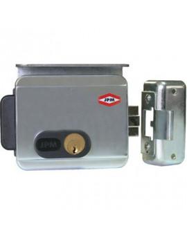 Électro-serrure 2 entrées cylindre - JPM