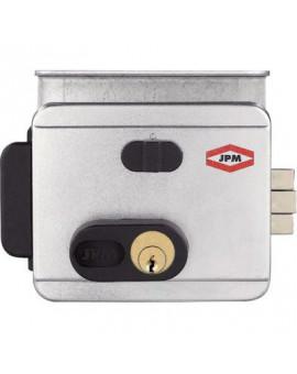 Électro-serrure 2 entrées et bouton intérieur - JPM