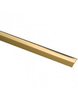 Bande de seuil Laiton poli largeur 30 mm - Profilpas