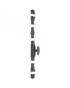 Crémone type RY 59 à bouton série renforcée - Torbel Industrie