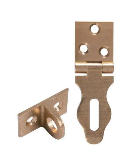 Porte cadenas en laiton - A&G Lenne