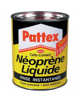 Colle néoprène liquide - Pattex