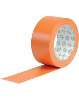 Adhésif PVC plastifié orange - Antalis
