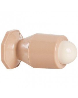 Butoir plastique à balustre beige - Guitel