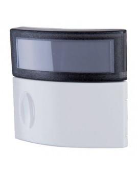Bouton poussoir Salsa porte étiquette IP44 - IK06 - Legrand